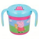 Großhandel Haushalt & Küche: Peppa Pig Trainingsbecher