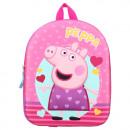 Peppa Pig Mochila 3D 32 cm