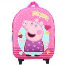 Peppa Pig 3D kocsi hátizsák 31 cm