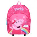 Peppa Pig kocsi hátizsák 33 cm