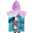 wholesale Coats & Jackets: LOL Surprise Hooded poncho