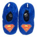 nagyker Licenc termékek: Superman csúszásgátlóval ellátott papucs