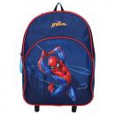 Spiderman kocsi hátizsák 33 cm
