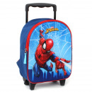 wholesale Licensed Products: Spiderman Marvel trolley backpack