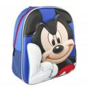 nagyker Licenc termékek:Mickey 3D hátizsák 31 cm