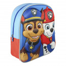 wholesale Licensed Products: Paw Patrol 3D backpack 33 cm.
