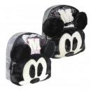 nagyker Licenc termékek: Mickey Egér hátizsák 26 cm.