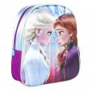 nagyker Licenc termékek: frozenDisney 3D hátizsák 31 cm