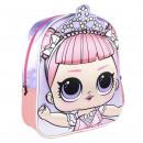 Plecak LOL Surprise 3D 31 cm