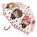 wholesale Umbrellas: Harry Potter umbrella transparent