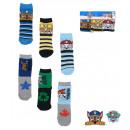 nagyker Zoknik és harisnyák: Paw Patrol 3 csomag zokni