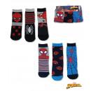 nagyker Zoknik és harisnyák:Spiderman 3 csomag zokni