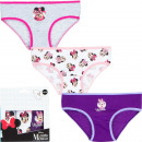 Minnie Mouse 3 pack briefs