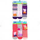 Peppa Pig 3 pack of socks