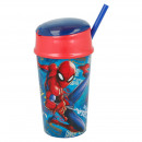 Spiderman Tasse mit Snackbox
