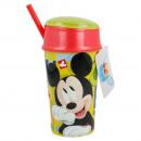 Mickey Tasse mit Snackbox