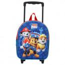 Paw Patrol trolley backpack 3D 32 cm