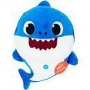 Peluche Baby Shark con sonido 30 cm