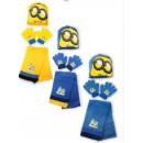 Minions szalik i rękawiczka