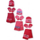 Soy Luna hat scarf and gloves