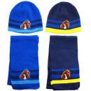 Sekretny kapelusz życia z szalikiem