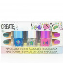 Create it! Nail polish 3-pack Display