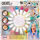 Create it! Nail polish set 16 pots Display