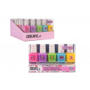 wholesale Drugstore & Beauty: Create it! Nail polish with fragrance 5-pack ...