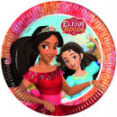 wholesale Party Items: Elena Avalor 8 paper plates 23 cm