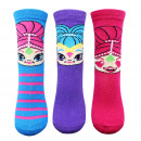 wholesale Socks and tights: Shimmer and Shine socks 3 colors !