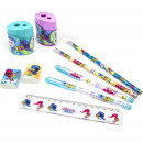 Shimmer and Shine Display 84 piece stationery