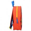 nagyker Licenc termékek: Fireman Sam hátizsák 28 cm