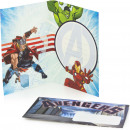 wholesale Shipping Material & Accessories: Disney Card 3D with envelope