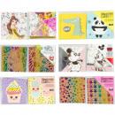 mayorista Mobiliario y accesorios oficina y comercio: Disney cartulina con sobres