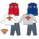 Superman 3 db-os baba szett