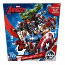 nagyker Licenc termékek:Avengers puzzle 3D