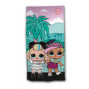 wholesale Licensed Products: LOL Surprise Beach towel Babes