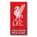 wholesale Bath & Towelling:Beach towel FC Liverpool