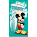 wholesale Licensed Products: Mickey beach towel microfiber