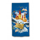 Harry Potter beach towel microfiber Owl
