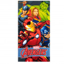 wholesale Licensed Products: Avengers beach towel microfiber