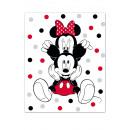 Mickey fleece blanket