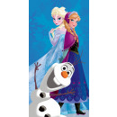 Frozen 2 Disney Beach towel Sisters