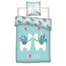 wholesale Bedlinen & Mattresses:Duvet cover Llama I Love