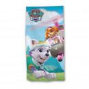 hurtownia Produkty licencyjne: Paw Patrol ręcznik plażowy