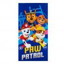 Paw Patrol beach towel microfiber