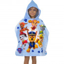 Paw Patrol Poncho with hood