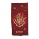 Serviette de plage en microfibre Harry Potter