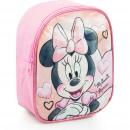 mayorista Artículos con licencia: Minnie Mouse Bebé Mochilafast 24 cm