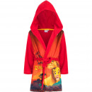 Lion King szlafrok Coral Fleece